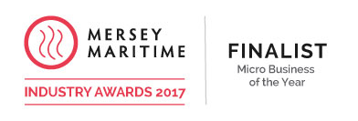 Mersey Maritime Industry Awards 2017 - Finalist, Micro Business of the Year