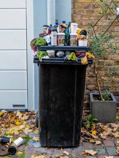 How to dispose of waste during the virus outbreak